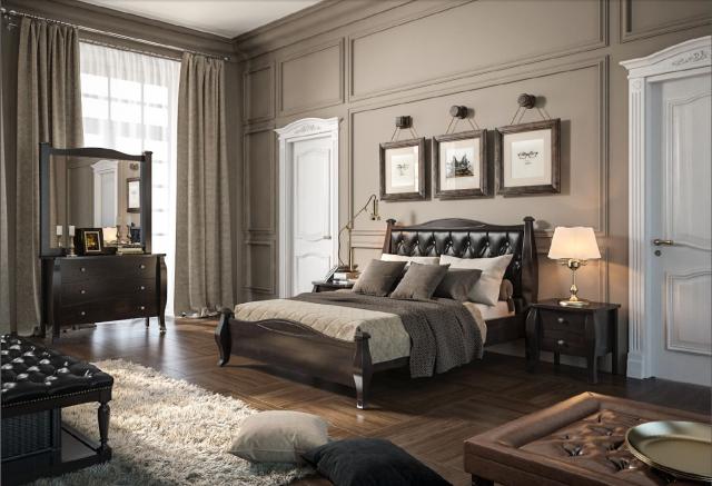 3д визуализация мебельного гарнитура