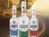 Roll-Up  для производителя алкогольной продукции