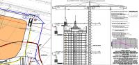 Проект производства работ на строительство жилого комплекса
