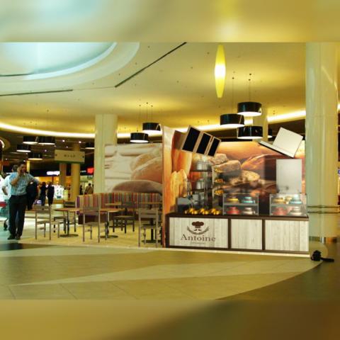 Кафе 3Д+фотопривязка (ТЦ ЛЕТО)