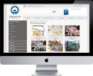 Интернет-магазин текстильной компании