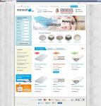 Интернет магазин под ключ matrasof.net