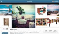 Instagram. Раскрутка аккаунта дизайнерской мебели