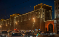 Фотоматериалы по АХП фасадов Москвы