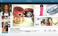 Instagram. Раскрутка аккаунта эксклюзивных украшений