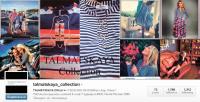 Instagram. Раскрутка аккаунта эксклюзивной женской одежды.