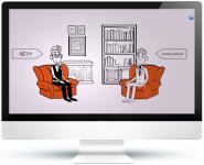 Рисованная видео-презентация франшизы RIELTORY.net