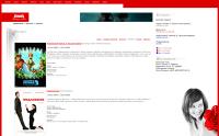 Сайт кинотеатра «Правда Кино»