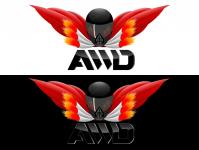 Логотип для гоночной команды