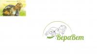 Логотип для сайта, ВераВет