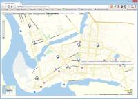 Яндекс.Карты в помощь работе с базой юридических лиц