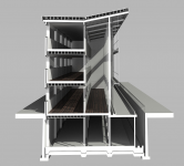 3d моделирование и визуализация технических зданий