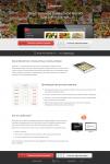 Электронное банкетное меню для ресторанов - Backend, Site & API
