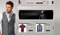 Интернет-магазин модной одежды для мужчин