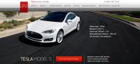 Электромобили Tesla в России