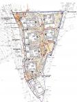 Вертикальные решения небольшого жилого квартала