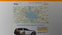 Сервис бронирования авто моек в Киеве «Мойка»