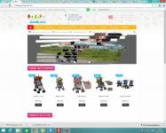 детский интернет магазин opencart
