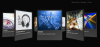 3D-слайдер картинок для образовательного проекта