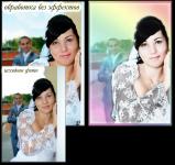 Монтаж свадебного фото 2