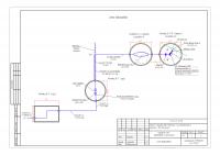 (НВК) - Производственная площадка - Схема водопровода