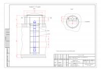 (НВК) - Производственная площадка -Крепление гидранта и лестницы