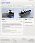 Создание сайта трейдинговой компании