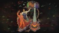 Заставка для фильма о палехской росписи
