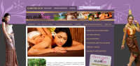 ТайРелакс - сайт салона тайского массажа
