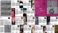 Программа театрального фестиваля