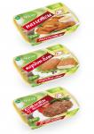Линейка продукции (готовые к употреблению мясные полуфабрикаты)