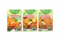 Этикетки для упаковки (линия полуфабрикатов из курицы)