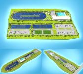 3d визуализация проекта вейк-парка