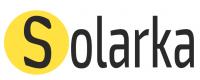 Лого + нейминг для автозаправки Solarka