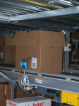Автоматизация действующего склада компании Amanat