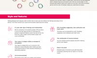 Веб-сайт для бренда с монопродуктом