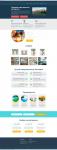 Landing Page - Продажа Апартаментов