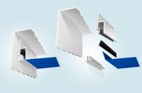 Техдизайн гарпунная система крепления натяжных потолков