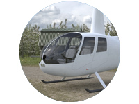 3D model - Robinson R44