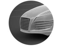 Audi R8 - Wire