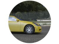 Nissan - Yellow