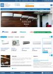 Наполнение и поддержка интернет-магазина кондиционеров
