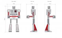 """Робот """"Евроконструктив"""""""