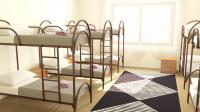 """Кровать """"Грация"""" двухъярусная в лагере"""