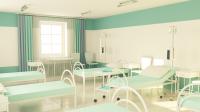 """Кровать """"Грация-3"""" в больнице"""