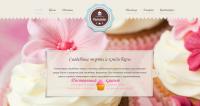 Сайт-витрина для студии тортов