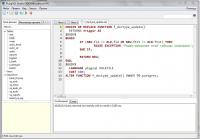 PL/pgSQL Studio - IDE для PostgreSQL