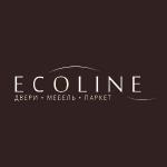 """Магазин """"ECOLINE"""" - двери,мебель,паркет"""