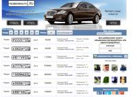 Портал по продаже автомобильных номеров