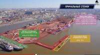 Видеопрезентация для Порта Санкт-Петербурга